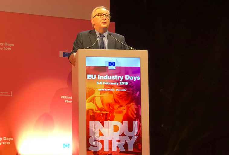 European Commission EU Industry Day 2019