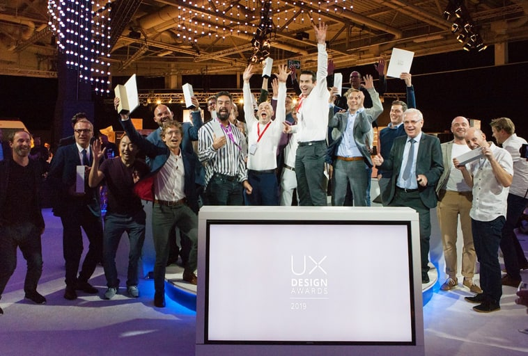 UX Design Awards 2019